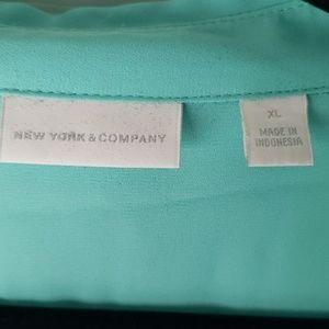 New York & Company Tops - New York & Company Button Down